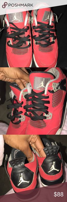 best website 5ca12 38215 Air Jordan 4 Retro Toro Bravo OG SNEAKERS!! Very hard to find.  450 on  flightclub. Worn twice! Size 6.5Y Jordan Shoes Sneakers