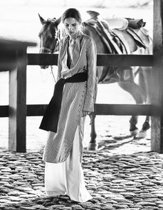 www.pegasebuzz.com | Cate Underwood by Toby Knott for Vogue Mexico, december 2016.