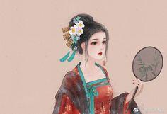 Chinese Drawings, Chinese Art, Historical Romance, Hanfu, Manga Anime, Disney Characters, Fictional Characters, Fan Art, Disney Princess