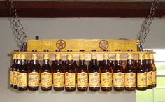 beer bottle pool table light | Beer Bottle Pool Table Light by BigSwigDesign on Etsy, $220.00