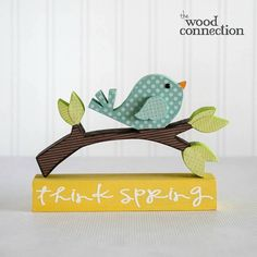 Spring Wood Co. Bird - The Wood Connection