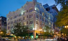 Sentinel   A Downtown Portland Hotel