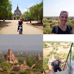 Cycling the Temples of Bagan, Myanmar – Travelling in Burma Great Places, Places To See, Detailed Paintings, Thigh Muscles, Northern England, Getting Up Early, Bagan, Westminster Abbey