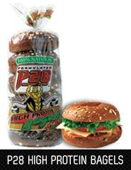 P28 | The Original High Protein Foods. They have the best almond and peanut butter!