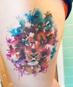 37 Really Fucking Pretty Watercolor Tattoos