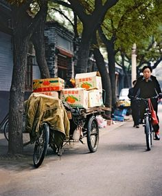 Many of Beijing's centuries-old hutong neighborhoods have been razed in the past 30 years to make way for skyscrapers, but you can still find pockets of traditional streets like those in the Houhai District.