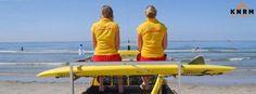 KNRM Lifeguards on duty