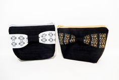 Silk Pouch Zipper Pouch Fabric Pouch Holiday by handjstarcreations #hvnyteam, #hudsonvalley