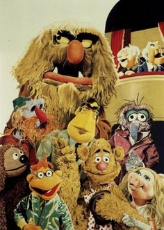 The Muppet Show, my all time favorite