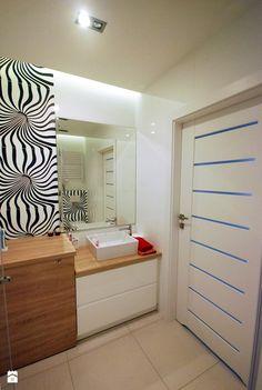 INDOMDESIGN| ładne drzwi do łazienki