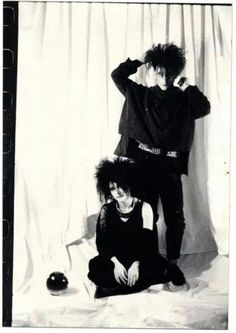Now This is Gothic Post Punk Project :: Some Wear Leather, Some Wear Lace