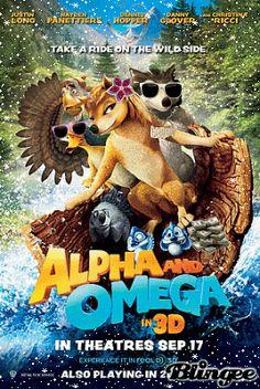 Alpha and Omega, Kate and Humphrey