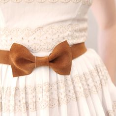 I love all things with pretty little bows. I'm a little obsessed and have way too many things with bows on them.