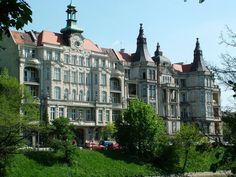 Wrocław. Podwale.