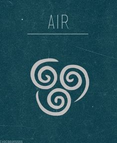 Celtic Element Symbol - Air