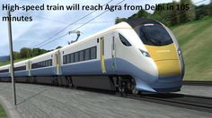 India Bullet train ready to roll  http://goo.gl/SJUy11  #bullettrain #bullettrains #indianbullettrains #indianrailway  New Delhi: Prime Minister Narendra Modi's dream of introducing high-speed trains will soon become a reality when the Gatiman Express rolls between capital with the Taj city of Agra in 105 minutes.