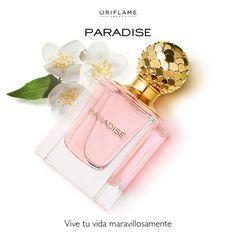 Si tuvieras que viajar a un lugar del mundo ¿a qué país irías? Si nombras cualquier locación en Asia, ¡Paradise es la fragancia para ti! Es oriental y floral, ¡perfecta para una mujer ecléctica y exótica! #OriflameMX #Fragancia #Perfume