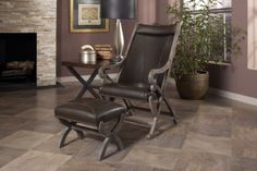 Shop For Largo International Chair And Ottoman, And Other Living Room Sets  At Eller And Owens Furniture In Franklin, Hayesville And Murphy North  Carolina.