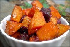 December 6: Honey & Lime Glazed-Sweet Potatoes