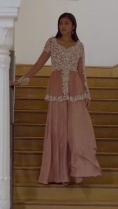 Pakistani Formal Dresses, Party Wear Indian Dresses, Pakistani Fashion Party Wear, Designer Party Wear Dresses, Indian Gowns Dresses, Indian Bridal Outfits, Dress Indian Style, Indian Fashion Dresses, Pakistani Dress Design
