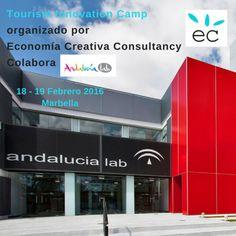 Planificando tu agenda para el próximo año? Toma nota de 'Tourism Innovation Camp' Colabora Andalucia Lab