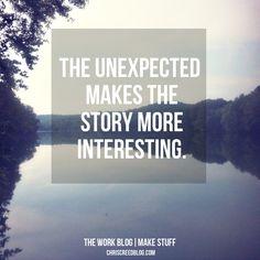 <b>Unexpected</b> Love Quotes. QuotesGram