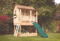 Outdoor Living Today | Little Squirt Playhouse SSGS1212 | Sale