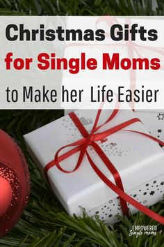 gifts for single moms that will make her life better and easier choose one of