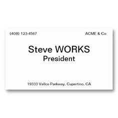 21 best patrick bateman business cards images on pinterest president business card templatesbusiness flashek