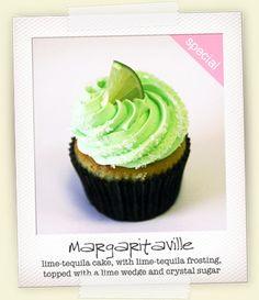 margaritaville cupcakes | 25 Mar 2009 Kids can make their own edible Cinco de Mayo cupcake ...