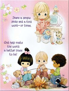 Posts about friendship worldwide written by My friend Precious Moments Wedding, Precious Moments Quotes, Precious Moments Figurines, Moment Quotes, Graffiti, Holly Hobbie, My Precious, Kind Words, Cute Pictures