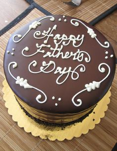 father's day cakes | Father's Day and How Fathers Affect Language Development in Children