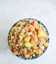 Pineapple Cashew Fri