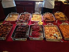 Food For Birthday Party Ideas