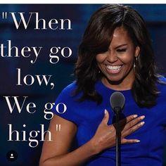 #FLOTUS DNC Speech