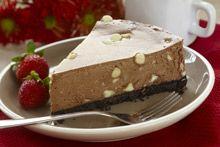 Double Chocolate Chip Cheesecake Recipe