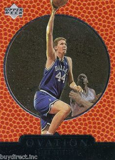 RARE 98/99 UPPER DECK OVATION SHAWN BRADLEY DALLAS MAVERICKS