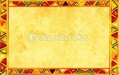 африканские национальные образцы — Стоковое фото © frenta #8020588