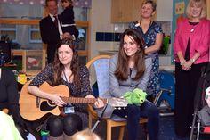 Kate Middleton Photos - Kate Middleton Visits a Children's Hospice - Zimbio