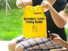 Stick figure fishing shirt in htv Vinyl Shirts, Stick Figures, Vinyl Crafts, Fishing Shirts, Craft Projects, Crafting, Creative, Baby, Basic Drawing