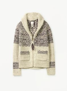 Wilfred Free Érable Sweater, $145 at Aritzia.com. #chunkyknits... I want!