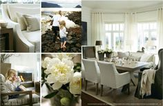 And again :) CHIC COASTAL LIVING: Slettvoll...Beachy and Modern in Norway