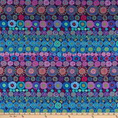 Bolt End 1 14 yards Maple Stream in ice from the Kaffe Fassett Collective