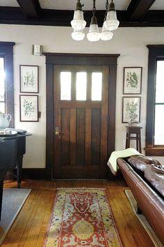 Tour this Craftsman Home in Atlanta, Georgia