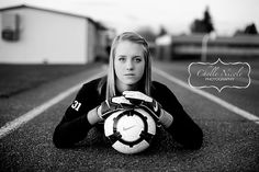 Senior Soccer Picture Ideas | cool soccer | Senior Portrait Ideas