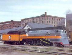 Milwaukee Road RR 4 6 2 812 8x10 Color Photo | eBay