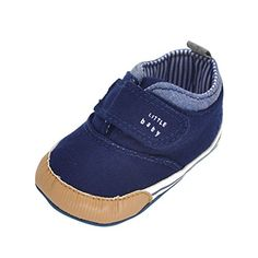 Style: Crib Shoes Material:Cotton Blend A great gift to your cute baby?