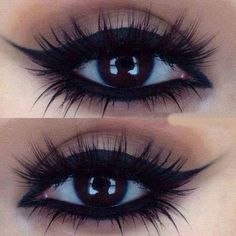 20 Amazing Eye Makeup Tutorials You cannot afford to miss ❤ liked on Polyvore featuring beauty products, makeup, eye makeup, eyes, beauty and filler