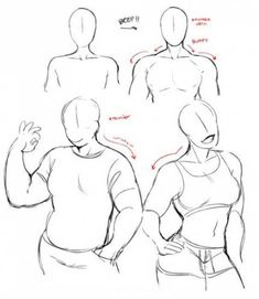 39 New Ideas Drawing Body Men Artists Doodle Drawing, Anatomy Drawing, Anatomy Art, Drawing Base, Figure Drawing Reference, Art Reference Poses, Body Reference, Drawing Techniques, Drawing Tips