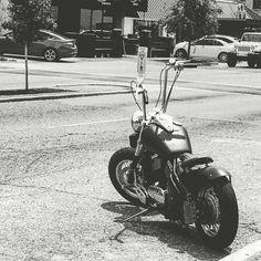 Motorcycle 2005 custom kawasaki vulcan 800 bobber instagram.com/Tulsa.Biker